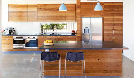My Island Home: 10 Kitchen Islands for Families