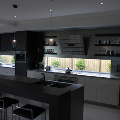 contemporary kitchen by Orbit Homes