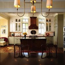 Traditional Kitchen by Sandra Ericksen Design