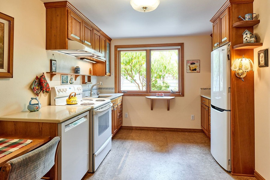 Second kitchen for dual living