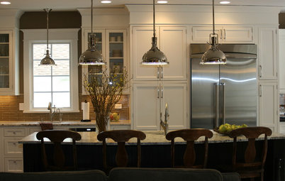 Kitchen Lighting Kitchen Islands: Pendant Lights Done Right