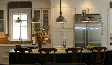Kitchen Lighting On Houzz: Tips From The Experts