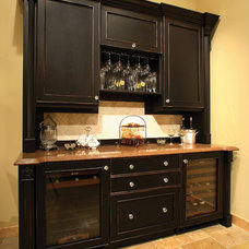 Traditional Kitchen by Seifer Kitchen Design Center