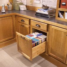 Craftsman Kitchen by Seifer Kitchen Design Center