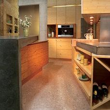 Industrial Kitchen by Seifer Kitchen Design Center