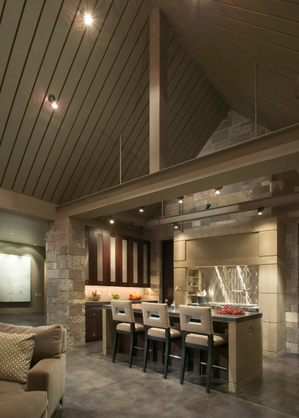 Contemporary Kitchen by Stuart Silk Architects | Limited PS