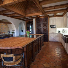 Mediterranean Kitchen by San Diego Select Inc., dba Select Builders