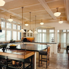 Traditional Kitchen by Catalano Architects