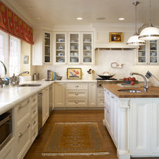 Traditional Kitchen by John Sutton Photography