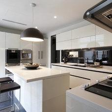 Kitchen by Neslihan Pekcan/Pebbledesign