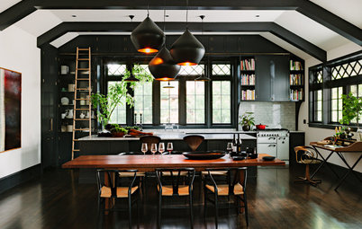 Houzz Tour: An Old Oregon Library Starts a New Chapter