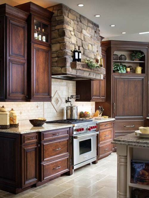 Stone Range Hoods ~ Stone vent hood home design ideas pictures remodel and decor