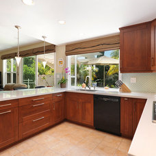 Contemporary Kitchen by Burgin Construction