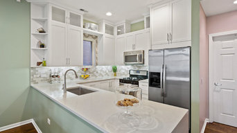 Serene Contemporary Home Remodel