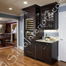 Traditional Kitchen by diSalvo Interiors