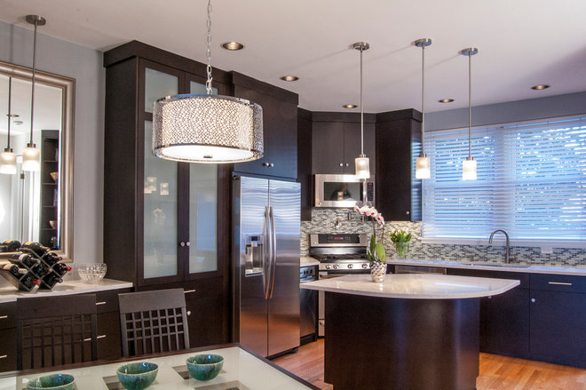Modern Kitchen by Gardner/Fox Associates, Inc