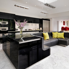 Contemporary Kitchen by The Myers Touch
