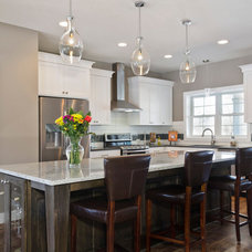 Traditional Kitchen by Mega Homes, Inc.