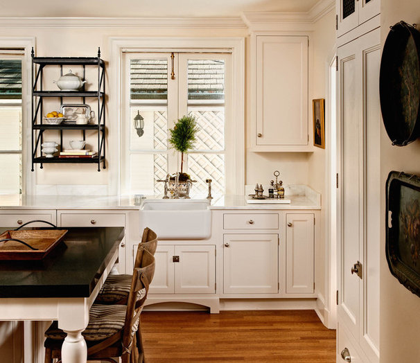 Traditional Kitchen by The Kitchen Studio, Inc