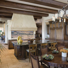 Mediterranean Kitchen Seven Oaks 1