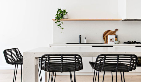 Room of the Week: The Genius Makeover of a Dark and Poky Kitchen