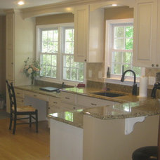 Traditional Kitchen by Consynigy Renovations