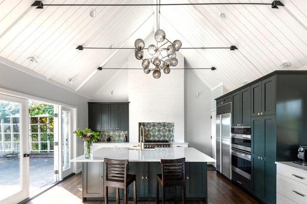 Farmhouse Kitchen by Board & Vellum