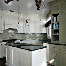 Traditional Kitchen by Harte Remodels, LLC