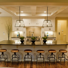 Traditional Kitchen by Epique Homes