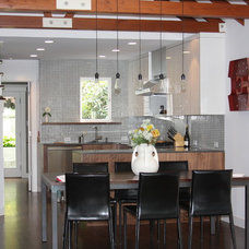Contemporary Kitchen by Bonny Weil General Contractor