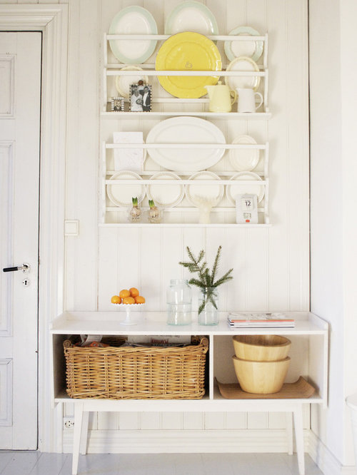Wooden Plate Rack Wall Mount Houzz