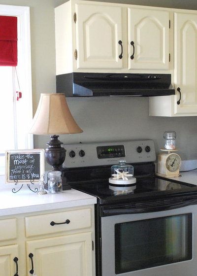 Traditional Kitchen by The Shabby Nest