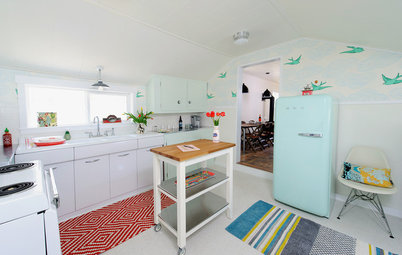 Kitchen of the Week: A Cottage-Chic Kitchen on a Budget