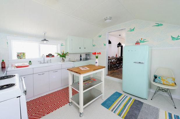 エクレクティック キッチン by Sarah Phipps Design