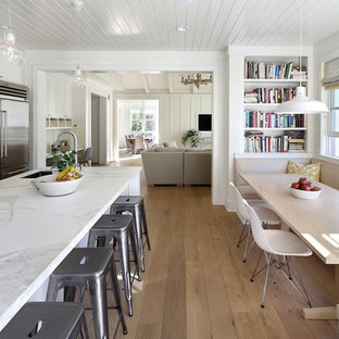 White Tongue And Groove Ceiling Houzz