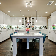 Contemporary Kitchen by New Leaf Construction
