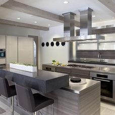 Modern Kitchen by Haefele Design