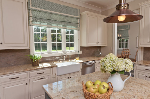 Traditional Kitchen by Anna Lattimore Interior Design