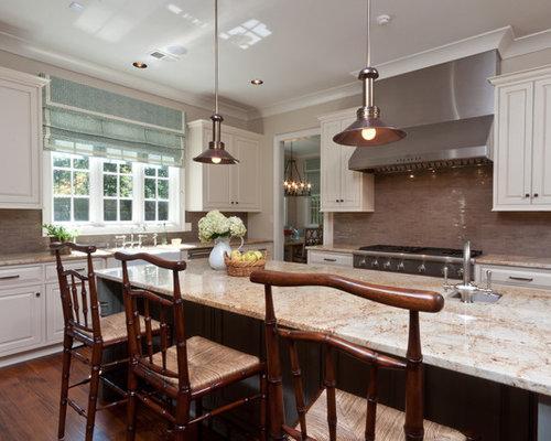 british colonial kitchen | houzz
