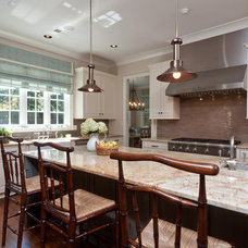 traditional kitchen by Anna Baskin Lattimore Design