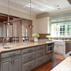 Kitchen by Anna Lattimore Interior Design
