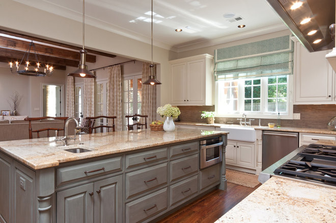 kitchen by Anna Baskin Lattimore Design