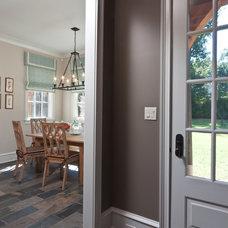 Kitchen by Anna Lattimore Interior Design