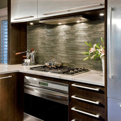 modern kitchen by Oris Design Studio