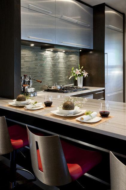 Modern Kitchen by Oris Design Studio