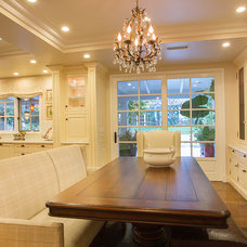 Traditional Kitchen by thea home inc