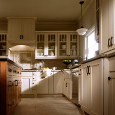 Traditional Kitchen by Main Line Kitchen Design