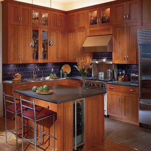 Cherry Kitchen Cabinets Houzz