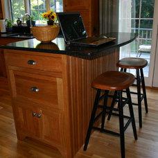Traditional Kitchen Shaker kitchen