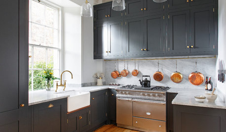 Kitchen Tour: A Period Home Gets a Kitchen Fit for a Chef